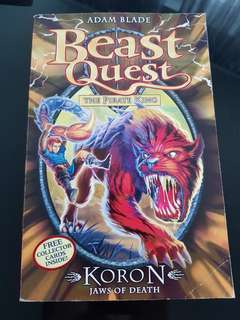 BEAST QUEST the world of chaos