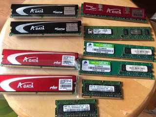 RAM 全部一律 $600