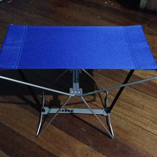 Foldable Stool (With Pouch)