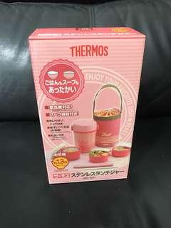 Thermos JBC-801 Food Jar Lunch Box (Pink)