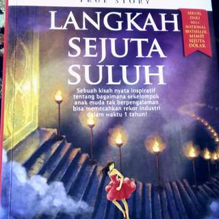 langkah sejuta suluh by merry riana