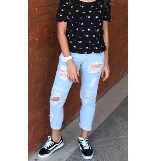 Repriced! Boyfriend Jeans
