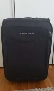 Swiss luggage 20""