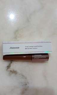 Mamonde Long Lasting Liquid Eyeliner (Brown)