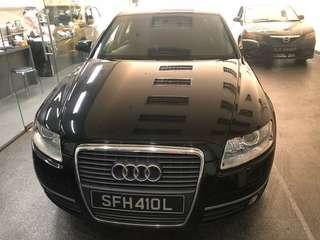 Audi A6 2.0T 2008