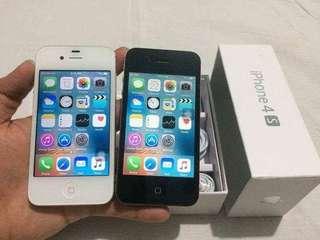 Original IPhone 4s, 5, 5s