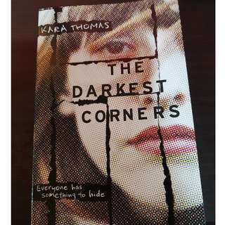 BNEW THE DARKEST CORNERS- KARA THOMAS