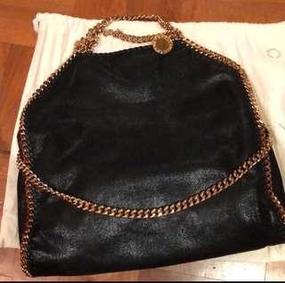 Stella McCartney Falabella Bag (GOLD CHAIN)
