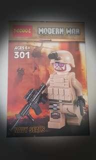 Inspired Lego Modern war
