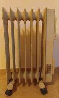 暖爐,風扇