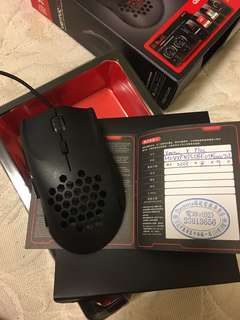 Tt Ventus X+ 滑鼠