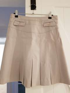 Pleated skirt (Aus size 8)