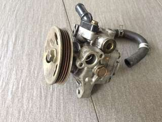 ES 1.7 power steering pump