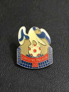 Crystal Palace Football Club Collar Pin Badge