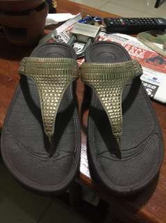 Authentic Fitflop Aztec Chada Size 7