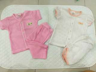 Baby Cloths (2sets)