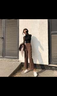 Dillian wide leg trousers