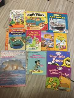 Children Books- For Blessing