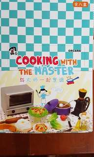 Miniature: Orcara - Cooking With The Master