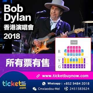 Bob Dylan演唱會