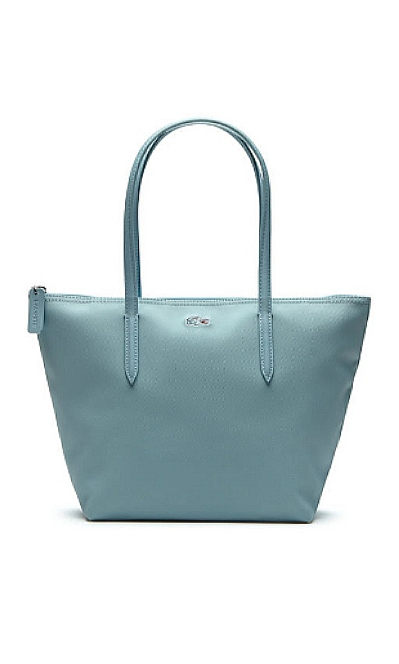 50e500b10ca 100% Authentic- Lacoste Shopping Bag Small- Sterling Blue (SALE ...