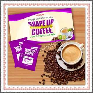 BUY 1 TAKE 1 Shape Up Coffee 1 Box