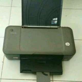 Printer hp deskjet1000