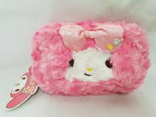 My Melody Pink Head Pouch