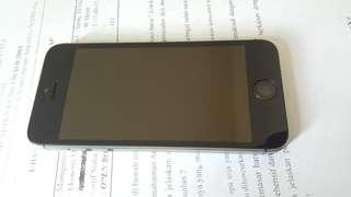 Ophone 5s 32gb minus kamera bisa bt .tt ./jual