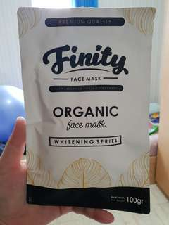 FINITY Face Mask Whitening Series