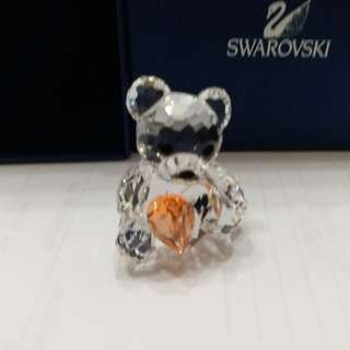Swarovski Kris Bear 2007 Annual Edition # 883420