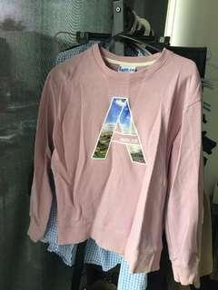 Korean brand hoodie
