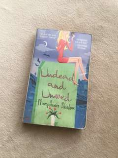 Unwed and Undead (Mary Janice Davidson)