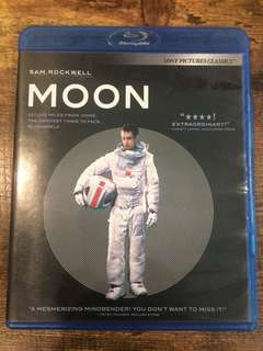 Moon bluray