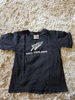 NEW ZEALAND TSHIRT