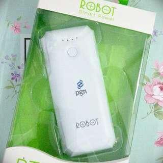 (ORI & NEW!) ROBOT POWERBANK
