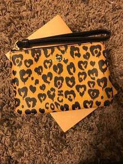 [REDUCED FREE POSTAGE] AUTHENTIC COACH wrislet in leopard print