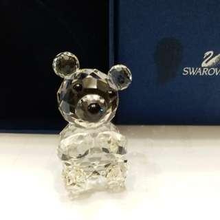 Swarovski Crystal BEAR # 7664 NR044