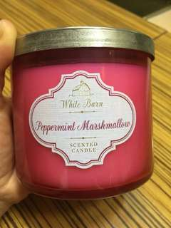 Scented Candle - Bath & Body Works