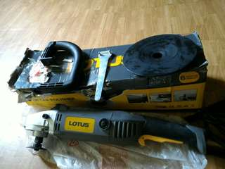 Lotus car polisher for sale only