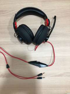 Gaming Headphone Aftershock M7