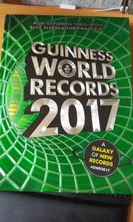 Guinnesd World Records 2017