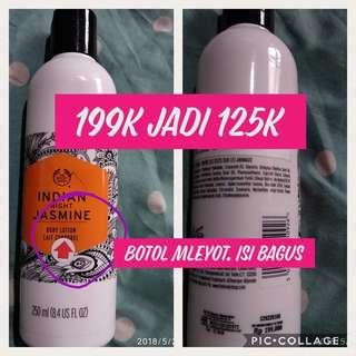 Indian night jasmine body lotion