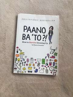 Paano ba 'to? - How To Survive Growing Up (Bianca Gonzalez)