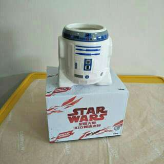 711星際大戰3D立體馬克杯