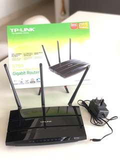 TP-Link N750 Gigabit Wireless Router