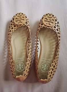 Tory Burch shoes in Tan
