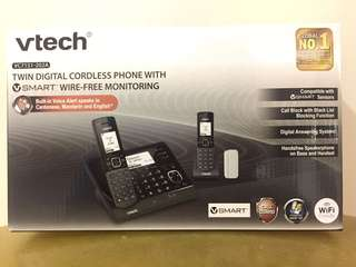 Vtech室內無線子母電話