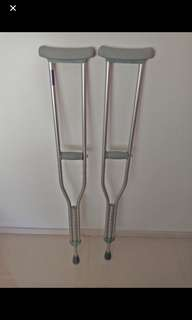Crutches for 5 feets