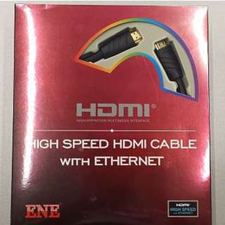 ENE High Speed HDMI Cable (2m) / 快速高清影音線